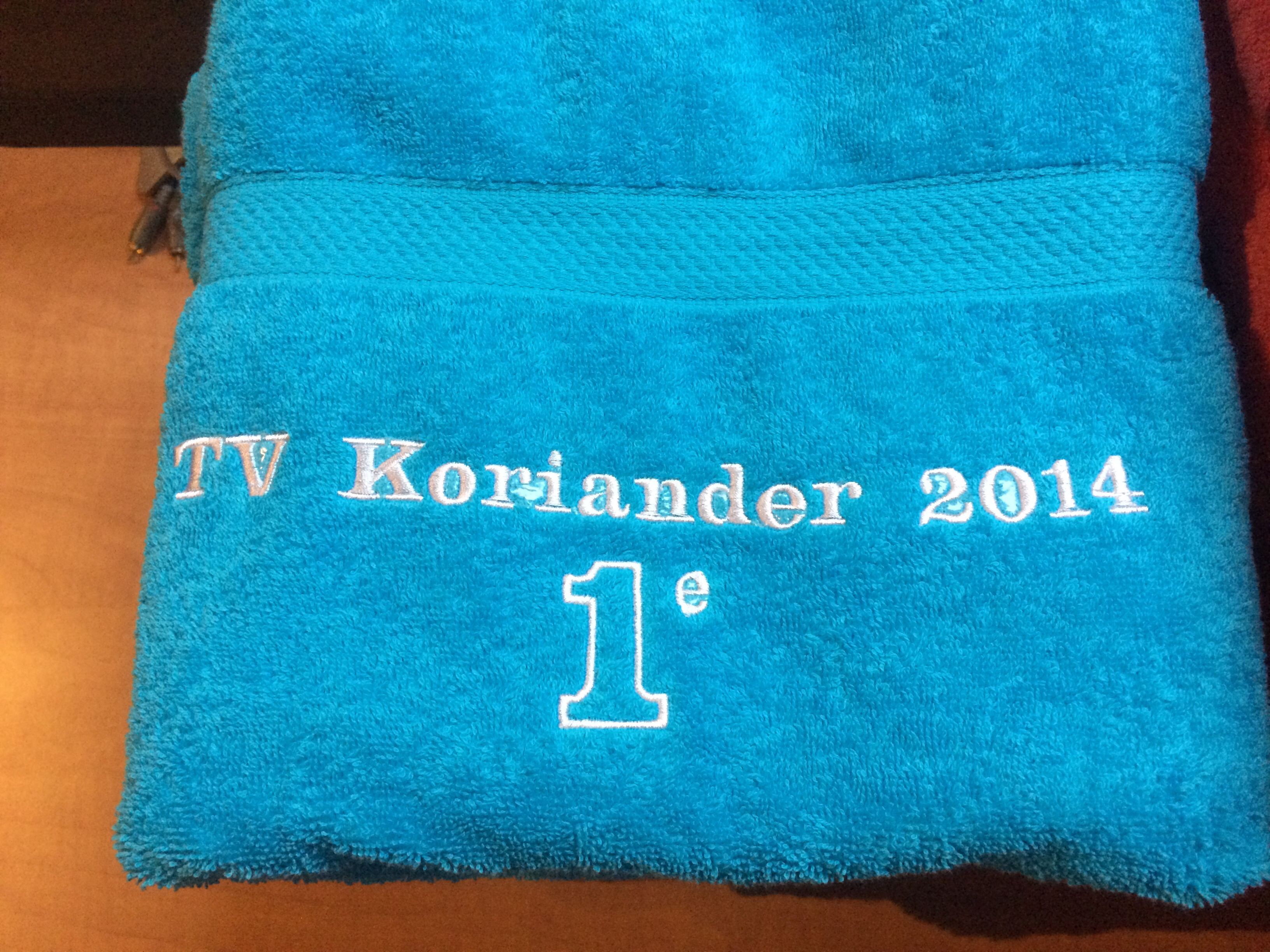 Handdoek Tennisvereniging